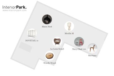 InteriorPark-ibeacons