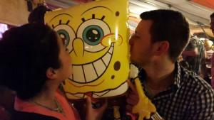 Spongebob und KlickPiloten