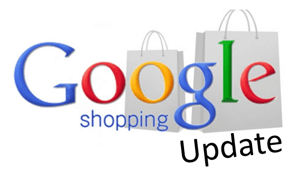 Google shopping Update