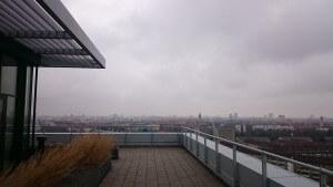 Ausblick vom 11.Stock bei affiinet