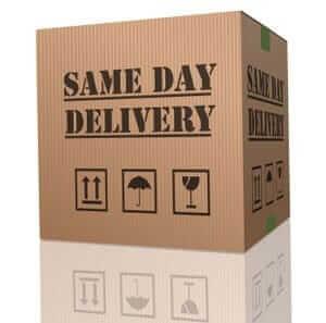 Same-Day-Lieferung: Jetzt neu bei Amazon.