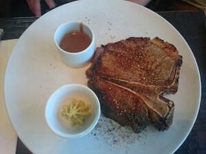 Steak im Tower 66