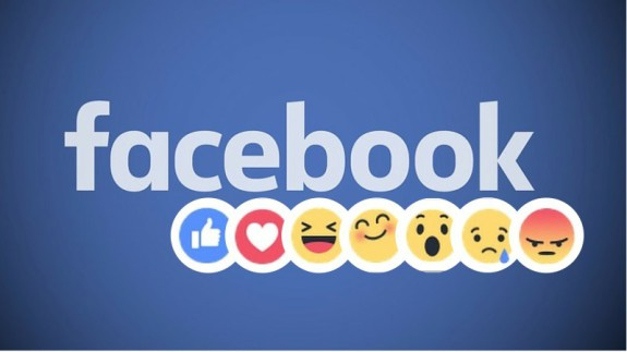 Die neuen Facebook-Reactions