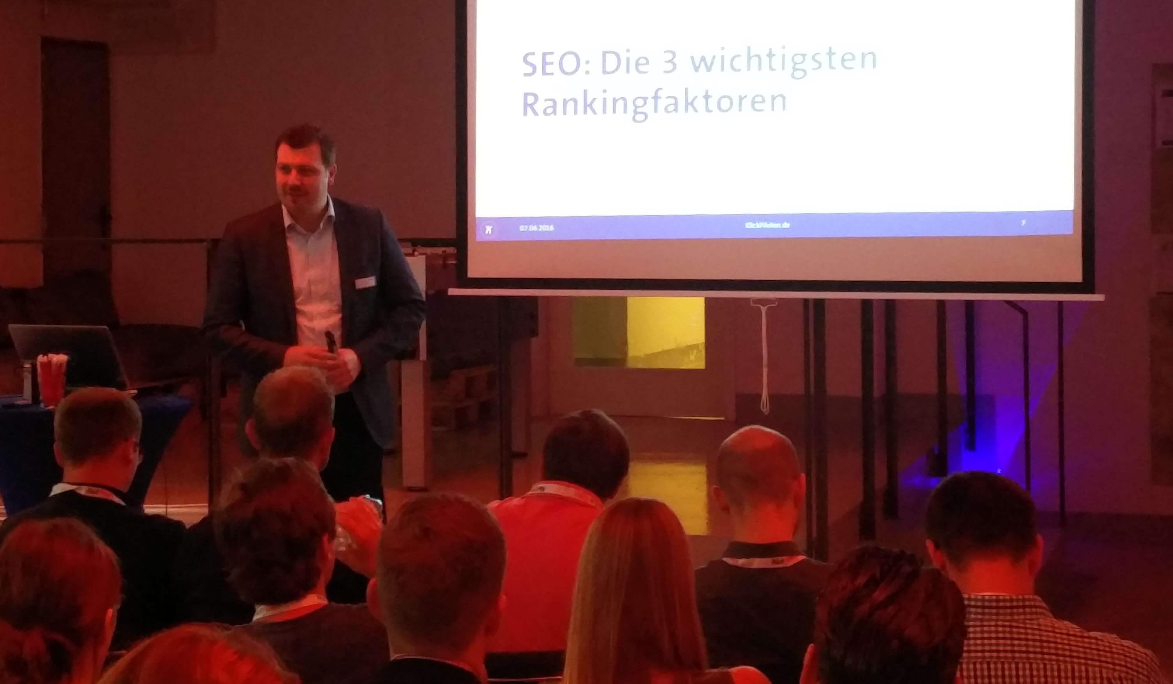Google meets KlickPiloten - SEO Stephan Sigloch