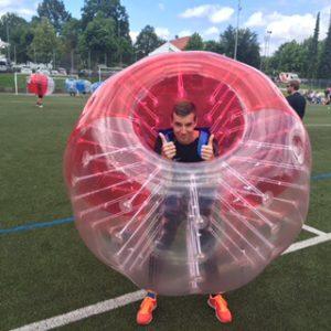 Bubble Soccer Kugel