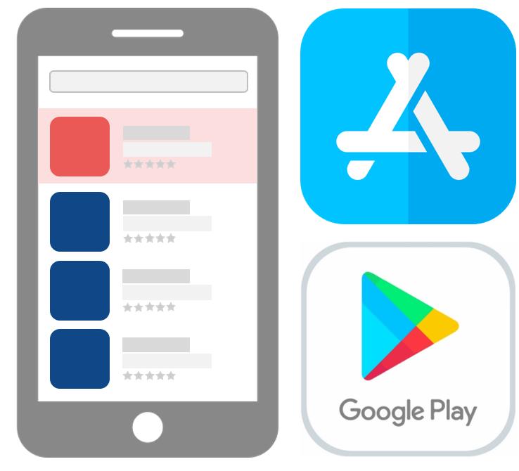 Google Play / Apple Play Store