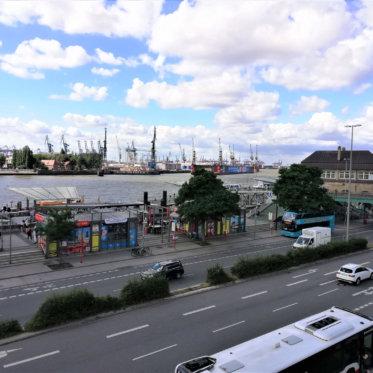 KlickPiloten Hamburg Büroaussicht